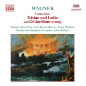 John McGlinn: Wagner, R.: Scenes From Tristan Und Isolde and Gotterdammerung - CD