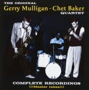 Gerry Mulligan, Chet Baker: The Original Gerry Mulligan - Chet Baker Quartet - CD