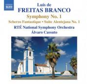Alvaro Cassuto: Freitas Branco: Orchestral Works, Vol. 1: Symphony No. 1 - Scherzo Fantasique - Suite Alentejana No. 1 - CD