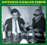 Antonio Carlos Jobim: Desafinado - the Greatest Bossa Nova Composer - CD