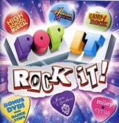 Çeşitli Sanatçılar: Pop It, Rock It - CD