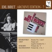 Idil Biret Archive Edition, Vol. 7 - CD