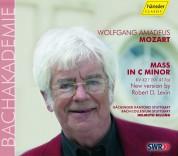 Diana Damrau, Juliane Banse, Lothar Odinius, Markus Marquardt, Gächinger Kantorei Stuttgart, Bach-Collegium Stuttgart, Helmuth Rilling: Mozart: Mass in C-Minor - CD