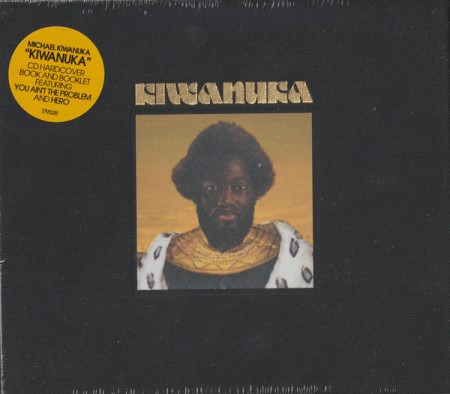 Michael Kiwanuka: Kiwanuka (Limited Edition - Deluxe Hardcover Book) - CD