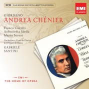 Gabriele Santini: Giordano: Andrea Chénier - CD