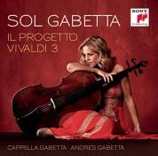 Sol Gabetta: Il Progetto Vivaldi 3 - CD