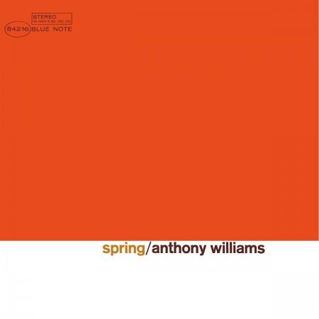 Anthony Williams: Spring - Plak