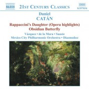 Catan: Rappaccini's Daughter (Highlights) / Obsidian Butterfly - CD