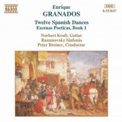 Granados: Spanish Dances / Escenas Poeticas - CD