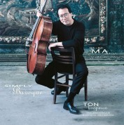 Yo-Yo Ma: Simply Baroque - CD