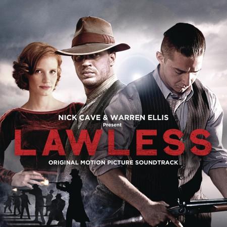 Nick Cave, Warren Ellis: Lawless - CD
