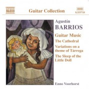 Barrios Mangore: Guitar Music, Vol.  2 - CD