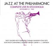 Çeşitli Sanatçılar: Jazz At The Philharmonic: Complete Live In Stockholm - November 21,1960 + 7 Bonus Tracks - CD