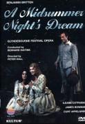 Ileana Cotrubas, James Bowman, Curt Appelgren, Cynthia Buchan, Ryland Davies, London Philharmonic Orchestra, Bernard Haitink: Britten: A Midsummernight's Dream - DVD
