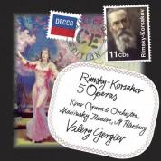 Valery Gergiev, Kirov Opera & Orchestra of The Mariinsky Theatre: Rimsky-Korsakov: 5 Operas - CD