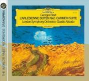 Claudio Abbado, London Symphony Orchestra: Bizet: L'arlésienne-Suiten - CD
