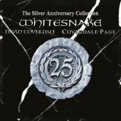 Whitesnake: The Silver Anniversary Collection - CD