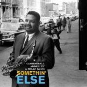 Cannonball Adderley, Miles Davis: Somethin' Else (Deluxe Gatefold Edition. Photographs By William Claxton) - Plak