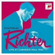 Sviatoslav Richter: Live At Carnegie Hall 1960 - CD