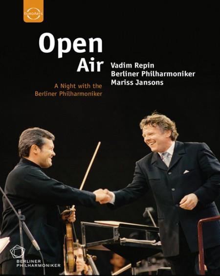 Berliner Philharmoniker, Vadim Repin, Sir Simon Rattle: Open Air - A Night with the Berliner Philharmoniker - DVD