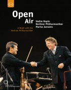 Berliner Philharmoniker, Vadim Repin, Sir Simon Rattle: Open Air - A Night with the Berliner Philharmoniker - DVD