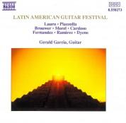 Gerald Garcia - Latin American Guitar Festival - CD