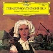 Leningrader Philharmoniker, Evgeny Mravinsky: Tchaikovsky: Symphony No. 5 - Plak