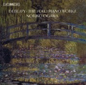 Noriko Ogawa, Singapore Symphony Orchestra, Lan Shui: Debussy: The Solo Piano Works - CD