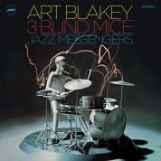 Art Blakey & The Jazz Messengers - Three Blind Mice + 1 Bonus Track!!! - Plak