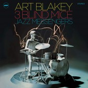 Art Blakey & The Jazz Messengers - Three Blind Mice + 1 Bonus Track!!! - Plak