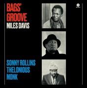 Miles Davis: Bag's Grove +1 Bonus Track! - Plak