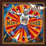 Aerosmith: Nine Lives - Plak