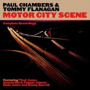 Paul Chambers: Motor City Scene - CD