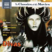 Classics At The Movies: Divas - CD