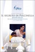 Stravinsky: Il segreto di Pulcinella - DVD
