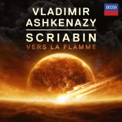 Vladimir Ashkenazy: Scriabin: Vers La Flamme - CD