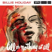 Billie Holiday: All Or Nothing At All (45rpm, 200g-edition) - Plak