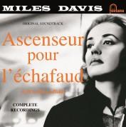 Miles Davis: Ascenseur Pour L'echafaud - Plak