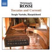 Sergio Vartolo: Rossi: Toccate and Correnti - CD
