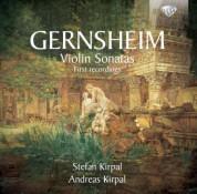 Stefan Kirpal, Andreas Kirpal: Gernsheim: Violin Sonatas - CD
