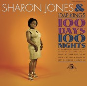 Sharon Jones, The Dap Kings: 100 Days,100 Nights - Plak