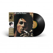 Bob Marley & The Wailers: Catch A  Fire (Limited Edition - Half Speed Mastering) - Plak