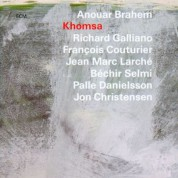 Anouar Brahem: Khomsa - CD