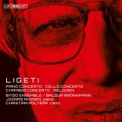 Christian Poltéra, Joonas Ahonen, BIT20 Ensemble, Baldur Brönnimann: Ligeti: Concertos - SACD