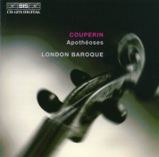 London Baroque: Couperin: Apothéoses - CD