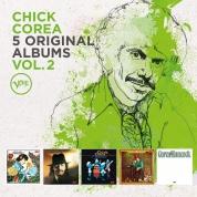 Chick Corea: 5 Original Albums Vol. 2 - CD
