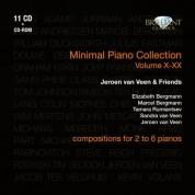 Jeroen van Veen, Sandra van Veen, Marcel Bergmann, Elizabeth Bergmann, Tamara Rumiantsev: Minimal Piano Collection, Vol. X-XX - CD