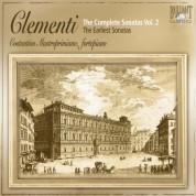 Costantino Mastroprimiano: Clementi: Complete Sonatas Vol.II - CD
