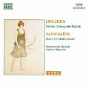 Delibes: Sylvia (Complete Ballet) / Saint-Saens: Henry Viii - CD