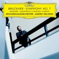 Andris Nelsons, Gewandhausorchester: Bruckner, Wagner: Symphony 7, Siegfried's Funeral March - CD